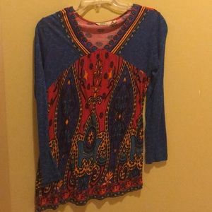 Tops - Global Desi tunic